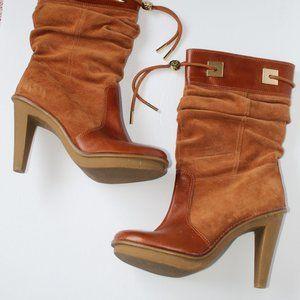 MK ✨ drawstring boots